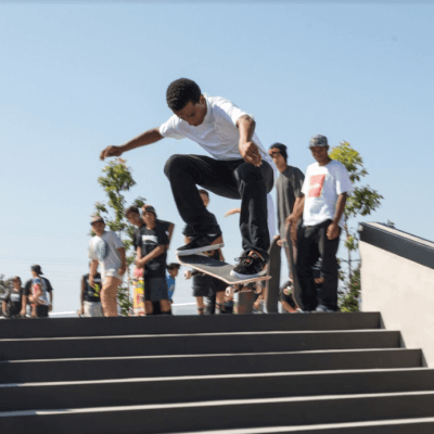 Video: Something for everyone in LA City Parks