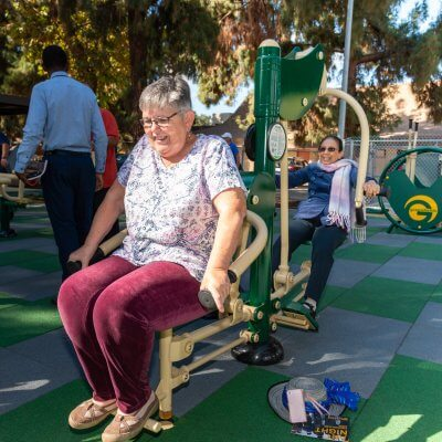 Press Release: New Fitness Equipment in Sunland Park