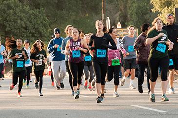 Griffith Park Half <br> Marathon & 5K