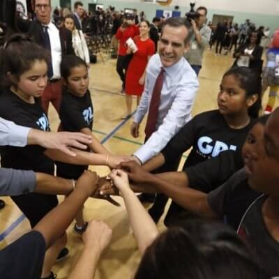 LA Times: Clippers Foundation to donate $10 million