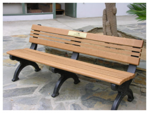 Donate-a-bench - Los Angeles Parks Foundation