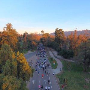 Griffith Park Half Marathon & 5K
