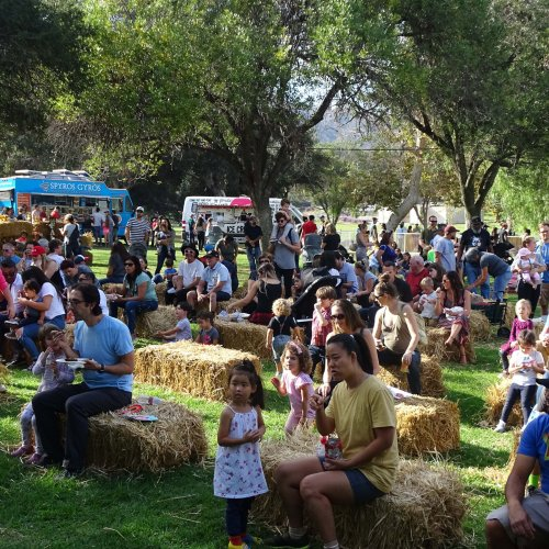 2019 Harvest Festival in Griffith Park